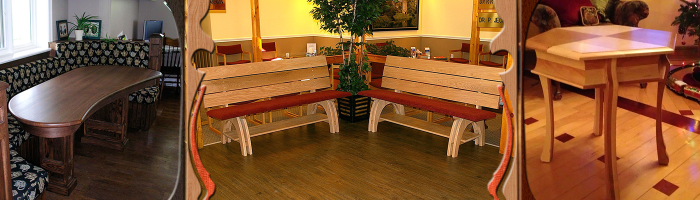 Custom Solid Wood Furniture